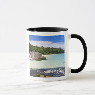 Ko Miang Island, Simil Islands on Andam Sea, Mug