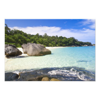 Ko Miang Island, Simil Islands on Andam Sea, Photo Print