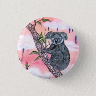 Koala 3 Cm Round Badge