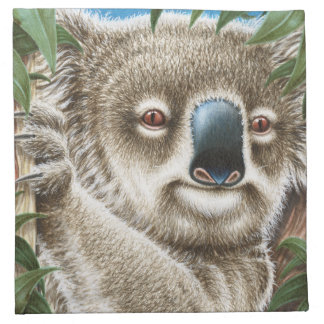 Koala American MoJo Napkin