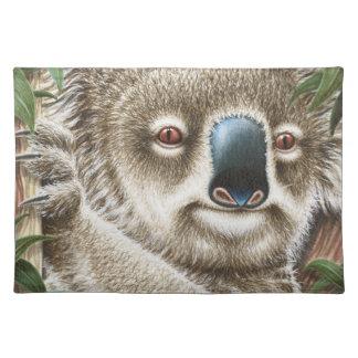 Koala American MoJo Placemat