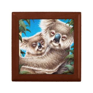 Koala and Baby Gift Box