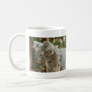 Koala and Joey Coffee Mug