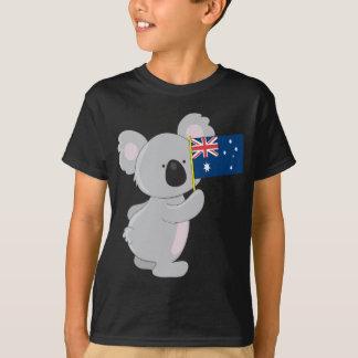 Koala Australian Flag Shirts