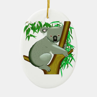 Koala - Australian Tree Living Marsupial Christmas Ornament