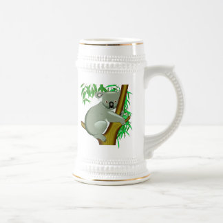 Koala - Australian Tree Living Marsupial Coffee Mugs