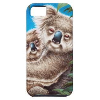 Koala & Baby Case-Mate Case iPhone 5 Cases