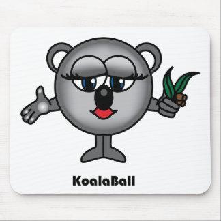 Koala Ball Mouse Pad