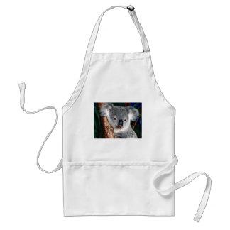 Koala Bear Australia Outback Country Animal Cute Standard Apron