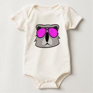 Koala Bear Baby Bodysuit