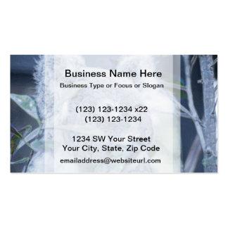 koala bear blue swirly painting.jpg pack of standard business cards