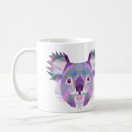 Koala bear design mug