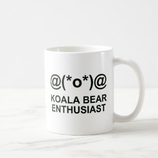 Koala Bear Enthusiast Coffee Mug