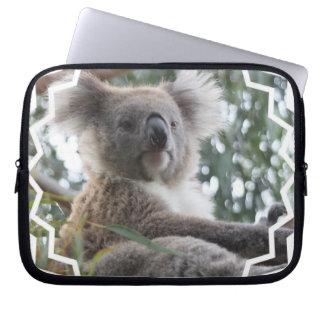 Koala Bear Facts Notebook Sleeve Laptop Sleeve