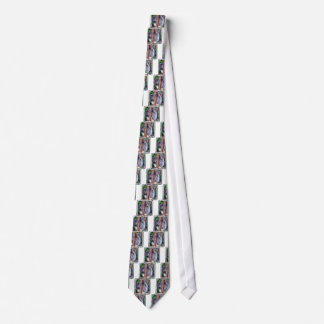 Koala Bear Family Men's Necktie