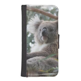 Koala Bear iPhone SE/5/5s Wallet Case
