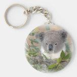 Koala Bear Keychain