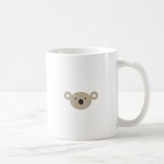 Koala Bear Basic White Mug
