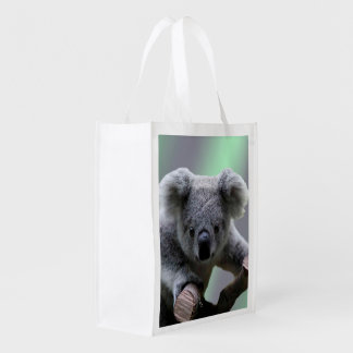 Koala Bear Reusable Grocery Bag