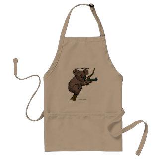 Koala Bear Sniper Standard Apron