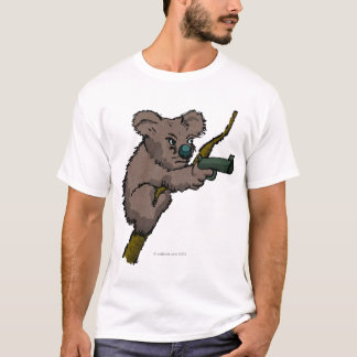 Koala Bear Sniper T-Shirt