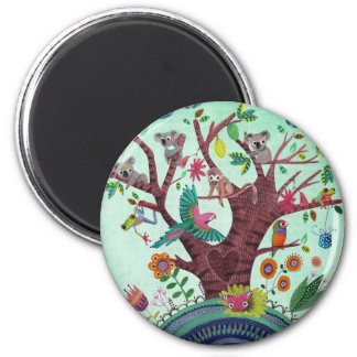 Koala Bear Tree of Life | Magnet
