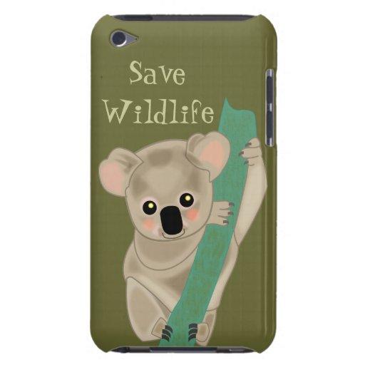 Koala iPod Case-Mate Case
