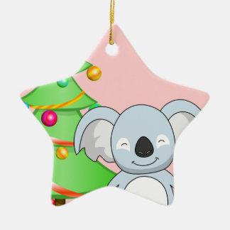 Koala Christmas Christmas Ornament