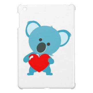 Koala coeur étui iPad mini