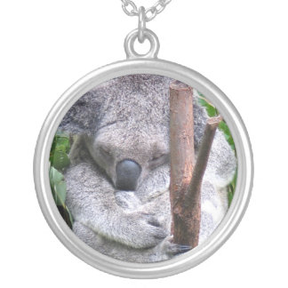 Koala Cuddle Necklace