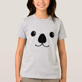 Koala Cute Animal Face Design T-Shirt
