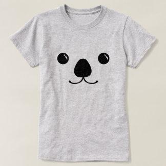 Koala Cute Animal Face Design Tshirts