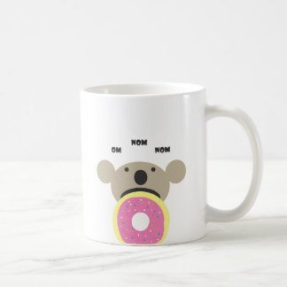 Koala Donut Diet Mugs