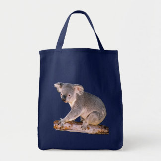Koala Drawing Tote Bag