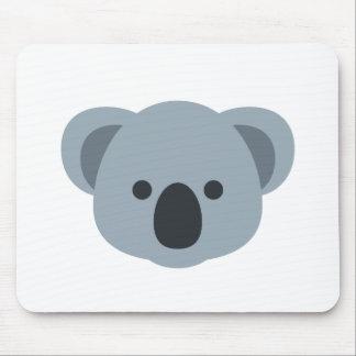 Koala emoji mouse mat