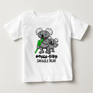 Koala-fied Snuggle Bear Baby T-Shirt