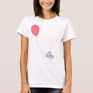 Koala Floating Away T-Shirt