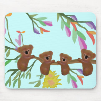 Koala Fun Mousepad