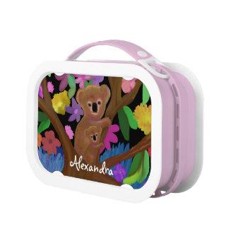 Koala Habitat Lunchbox