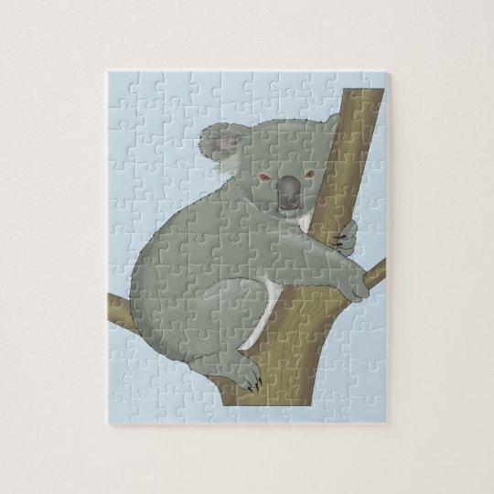 Koala Hug Jigsaw Puzzle