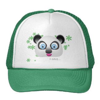 Koala, i care mesh hats