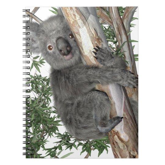 Koala in a Tree Notebooks