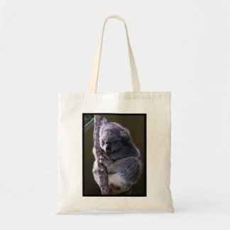 Koala in Tree Small Bag