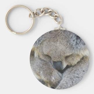 Koala keychain