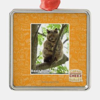 Koala Kitteh Christmas Ornament