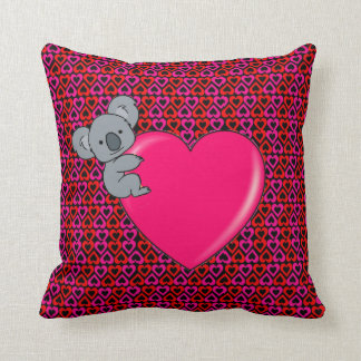 Koala Love Cushion