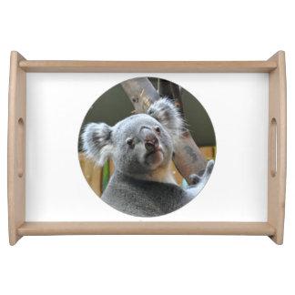 """Koala"" matching kitchen/dining accessories Serving Tray"