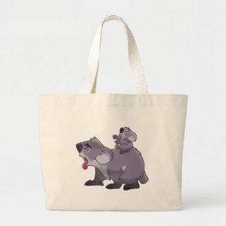 Koala Mom Large Tote Bag