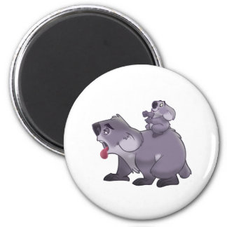 Koala Mom Magnet