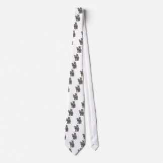 Koala Mother and Child Tie